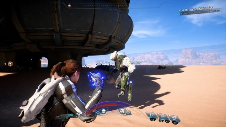 Grab the enemy with the Pull and attack him with a melee attack. Now repeat it 24 more times... - How to unlock the Sucker Punch trophy in Mass Effect: Andromeda? - Achievements / Trophies - Mass Effect: Andromeda Game Guide