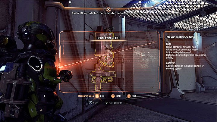 Kill the hackers, then scan three interactive objects found in their hideout - The Firefighters | Nexus side quests - Nexus - Mass Effect: Andromeda Game Guide