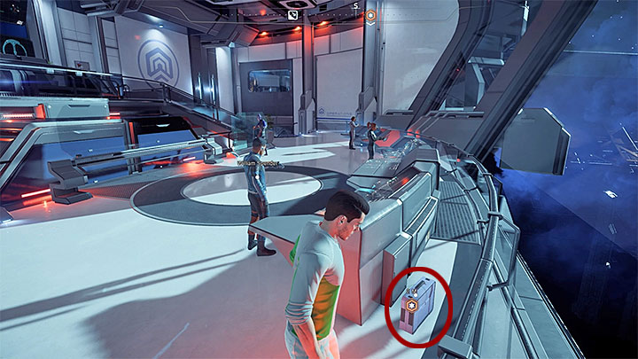 The second and the third charge can be found in Nexus: Operations Center - The Firefighters | Nexus side quests - Nexus - Mass Effect: Andromeda Game Guide