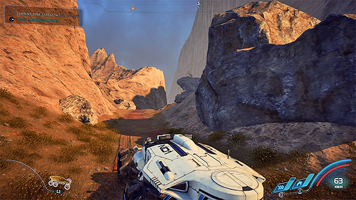1 - Life on the Frontier | Nexus side quests - Nexus - Mass Effect: Andromeda Game Guide