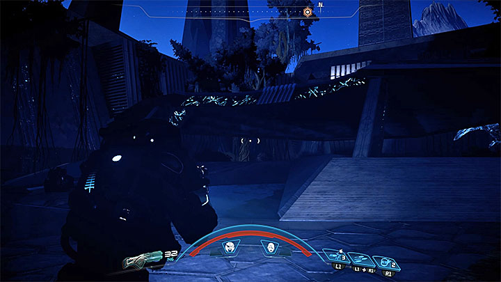 Your destination on Havarl is a Remnant site located in the northern part of the map - Peebee: Remnant Scanner | Allies and Relationships - Allies and Relationships quests - Mass Effect: Andromeda Game Guide