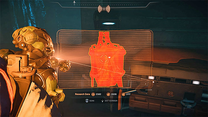 In order to find the equipment you must go to Techiix, the location with friendly NPCs located in the center of Voeld - Truth and Trespass | Allies and Relationships - Allies and Relationships quests - Mass Effect: Andromeda Game Guide