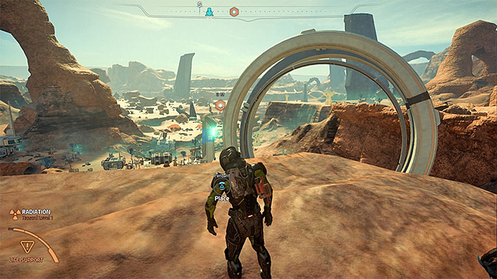 This quest is unlocked after meeting with Nigel McCoy in Nexus: Cryo Bay - Additional tasks | Nexus side quests - Nexus - Mass Effect: Andromeda Game Guide