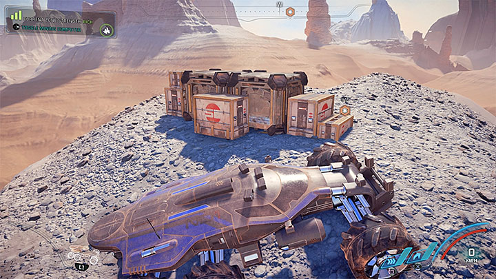 The receiver on Elaaden can be activated after completing Settling Kadara side quest (besides having viability on 40% you must also complete a few other quests on this planet, e - Additional tasks | Nexus side quests - Nexus - Mass Effect: Andromeda Game Guide