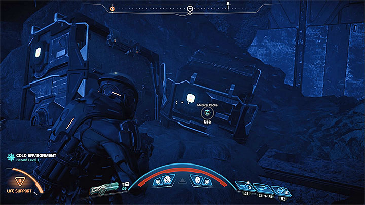 An emergency cache - Other quests | Voeld side quests - Voeld - Mass Effect: Andromeda Game Guide