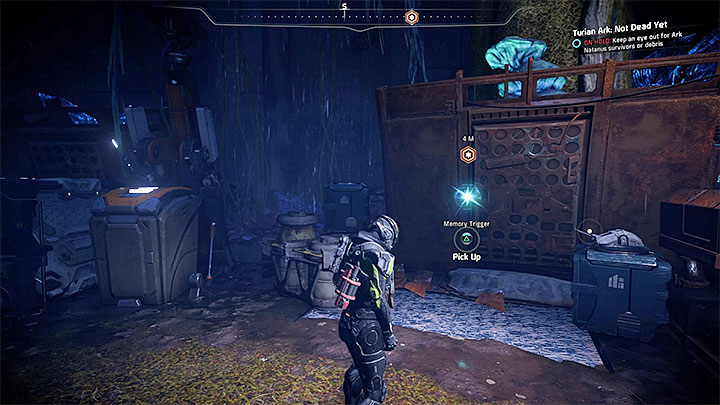 You can search for the memory trigger after helping the Turrians and defending them - Ryder Family Secrets | Allies and Relationships - Allies and Relationships quests - Mass Effect: Andromeda Game Guide