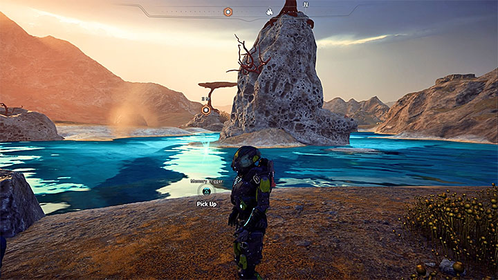 Visit the north-east part of the planet - Ryder Family Secrets | Allies and Relationships - Allies and Relationships quests - Mass Effect: Andromeda Game Guide