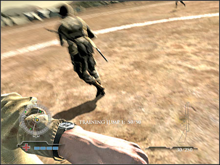 1 - Tutorial mission - Medal of Honor: Airborne - Game Guide and Walkthrough