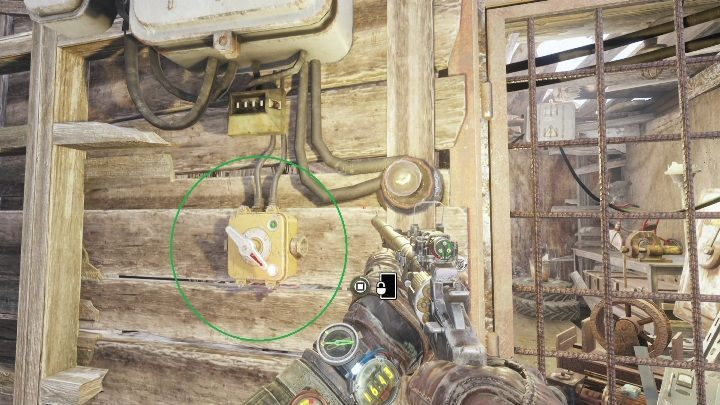 The next step is to go to the shed - How to find the battery charge controller in Metro Exodus? - FAQ - Metro Exodus Guide