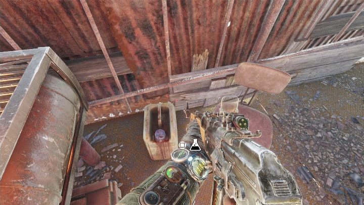 Look around carefully - there are a lot of valuable resources in the tower - How to find a guitar in Metro Exodus? - FAQ - Metro Exodus Guide