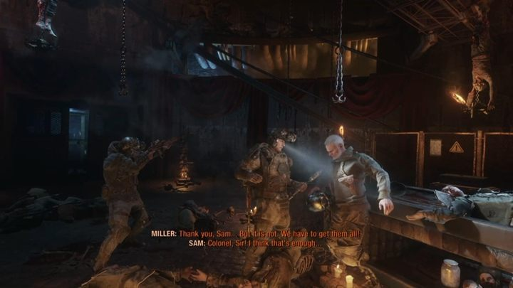 The level opens with a few cut-scenes and dialogs - Yamantau - Visiting the bunker - Metro Exodus Walkthrough - Yamantau - Metro Exodus Guide