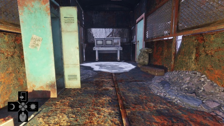 At workbenches, you can - Hideouts and workbenches in The Caspian Sea in Metro Exodus - Hideouts and workbenches - Metro Exodus Guide