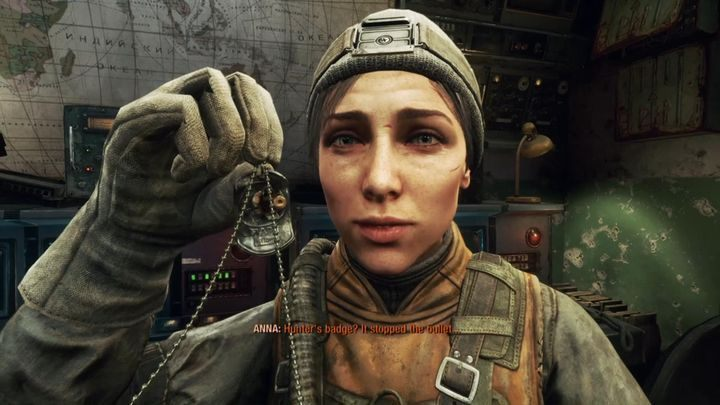 Wife of the main character of the Metro Exodus - Characters in Metro Exodus - Basics - Metro Exodus Guide