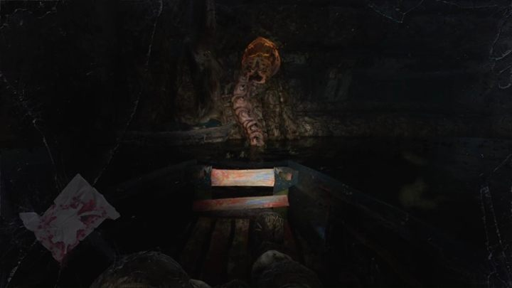 Appearance: Slithery Tentacles emerging from the water - Mutants in Metro Exodus - Basics - Metro Exodus Guide