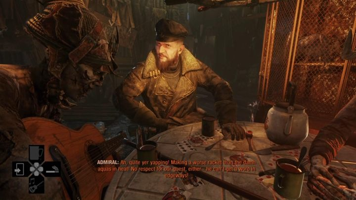 You meet a mad Admiral who lost his mind and is now living with corpses of his subordinates - Taiga - Stealing a boat and visiting the Admiral - Metro Exodus Walkthrough - Taiga - Metro Exodus Guide