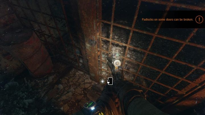 Go to the marker on the map and then drop through the hole to Anna - Volga - Rescuing Anna - Metro Exodus Walkthrough - Volga - Metro Exodus Guide