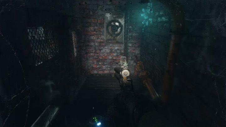 After a short time, you should reach the manhole, which will open the door from the beginning of the location - Volga - Rescuing Anna - Metro Exodus Walkthrough - Volga - Metro Exodus Guide