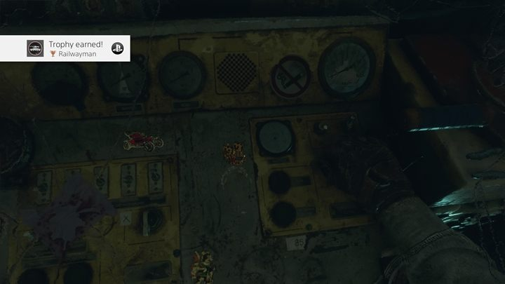 How to unlock: Get into the trolley - List of all achievements and trophies in Metro Exodus - Achievements and trophies - Metro Exodus Guide