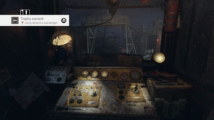 How to unlock: Find the passenger train car - List of all achievements and trophies in Metro Exodus - Achievements and trophies - Metro Exodus Guide