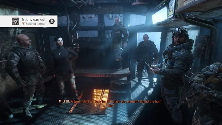 How to unlock: Complete Yamantau level - List of all achievements and trophies in Metro Exodus - Achievements and trophies - Metro Exodus Guide