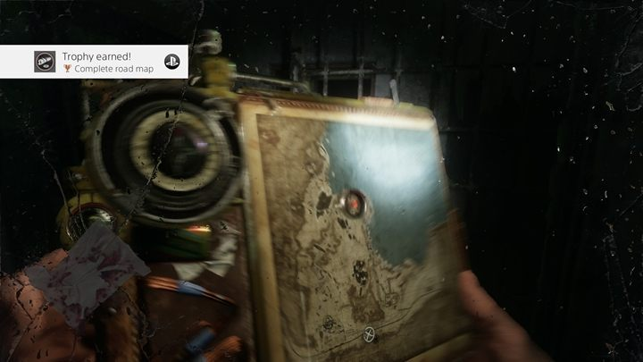 How to unlock: Find maps in the laboratory - List of all achievements and trophies in Metro Exodus - Achievements and trophies - Metro Exodus Guide