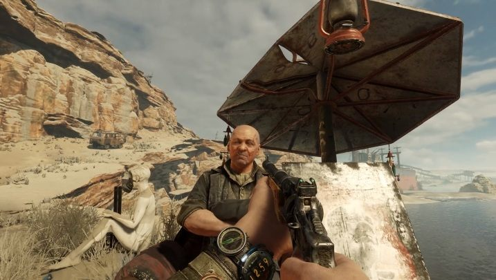 The Baron will tell you about his plans, about the holy flame, and other interesting things - How to find the real Baron in the Caspian Sea of Metro Exodus? - FAQ - Metro Exodus Guide