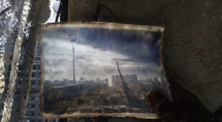 3 - Diaries and postcards in Moscow - Metro Exodus Collectibles - Diaries and postcards - Metro Exodus Guide