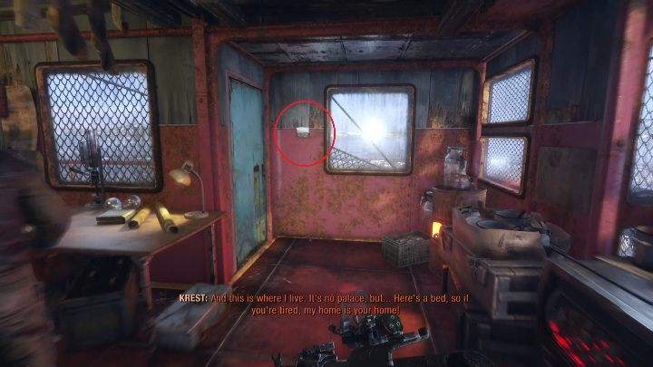 3 - Diaries and postcards in Winter and The Volga - Metro Exodus Collectibles - Diaries and postcards - Metro Exodus Guide