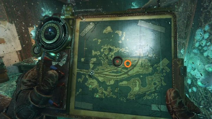 5 - Diaries and postcards in Winter and The Volga - Metro Exodus Collectibles - Diaries and postcards - Metro Exodus Guide
