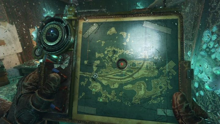 15 - Diaries and postcards in Winter and The Volga - Metro Exodus Collectibles - Diaries and postcards - Metro Exodus Guide