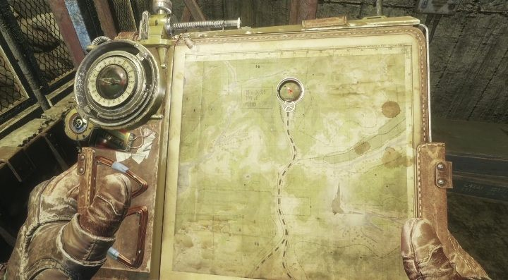 3 - Diaries and postcards in Spring and Yamantau - Metro Exodus Collectibles - Diaries and postcards - Metro Exodus Guide
