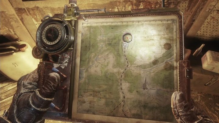 7 - Diaries and postcards in Spring and Yamantau - Metro Exodus Collectibles - Diaries and postcards - Metro Exodus Guide