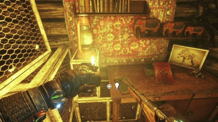 Location: There is a hidden room in the bears cave - Diaries and postcards in Taiga - Metro Exodus Collectibles - Diaries and postcards - Metro Exodus Guide