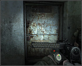 Proceed to the next area, however watch out for additional enemy units to your right #1 - Walkthrough - Lost Tunnel - Chapter 2 - Metro 2033 - Game Guide and Walkthrough