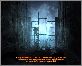 2 - Walkthrough - Lost Catacombs - Chapter 2 - Metro 2033 - Game Guide and Walkthrough