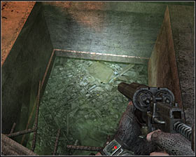 Return to the main corridor and keep heading forward - Walkthrough - Lost Catacombs - Chapter 2 - Metro 2033 - Game Guide and Walkthrough
