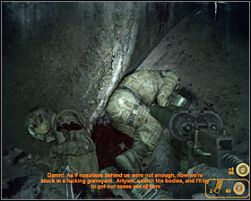 5 - Walkthrough - Lost Catacombs - Chapter 2 - Metro 2033 - Game Guide and Walkthrough