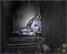 Continue moving forward until you come across a junction - Walkthrough - Dead City 2 - Chapter 2 - Metro 2033 - Game Guide and Walkthrough