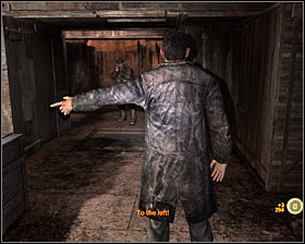 Stand up when it's safe and keep following your colleague - Walkthrough - Armory - Chapter 3 - Metro 2033 - Game Guide and Walkthrough