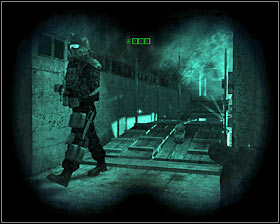 Remember to maintain a safe distance while following the guard - Walkthrough - Black Station* - Chapter 4 - Metro 2033 - Game Guide and Walkthrough