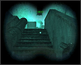 This tunnel will lead you to the main area of the black station #1 - Walkthrough - Black Station* - Chapter 4 - Metro 2033 - Game Guide and Walkthrough