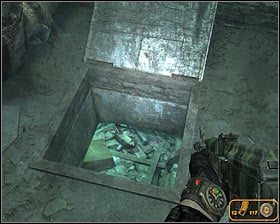 In both cases you'll have to choose a passageway located to the left #1 and then proceed to the next room - Walkthrough - Black Station* - Chapter 4 - Metro 2033 - Game Guide and Walkthrough