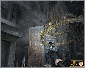 Crawl through the hole to find yourself standing inside a much bigger room - Walkthrough - Library - Chapter 5 - Metro 2033 - Game Guide and Walkthrough