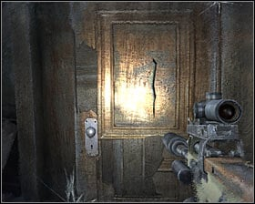 After you've made your way to the top you should proceed to your left #1 - Walkthrough - Library - Chapter 5 - Metro 2033 - Game Guide and Walkthrough