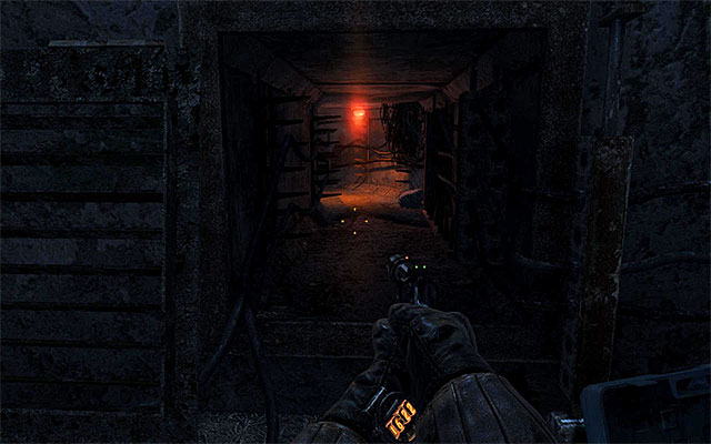 Metro Game Artyom Look At That Room