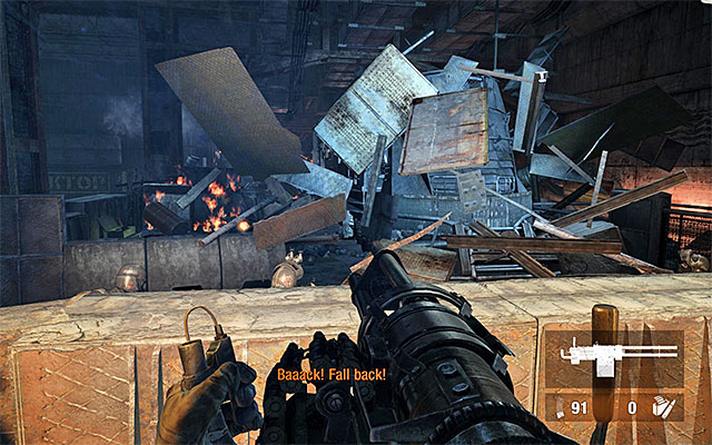 1 - Endings - Metro: Last Light - Game Guide and Walkthrough