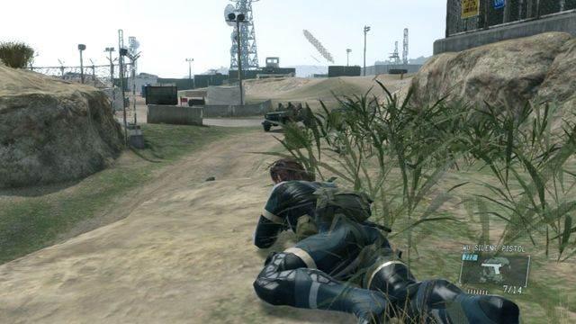 Aguarde até que a patrulha passa - eliminar a ameaça Renegade - Ops laterais e Ops extra - Metal Gear Solid V: Zeros terra - Guia do Jogo e Passo a passo