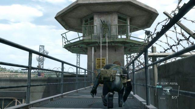 Alvo número 2 - eliminar a ameaça Renegade - Ops laterais e Ops extra - Metal Gear Solid V: Zeros terra - Guia do Jogo e Passo a passo