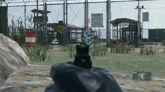 Prisioneiros em suas células - eliminar a ameaça Renegade - Ops laterais e Ops extra - Metal Gear Solid V: Zeros terra - Guia do Jogo e Passo a passo