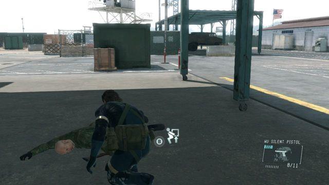 Tranquilize o alvo - eliminar a ameaça Renegade - Ops laterais e Ops extra - Metal Gear Solid V: Zeros terra - Guia do Jogo e Passo a passo